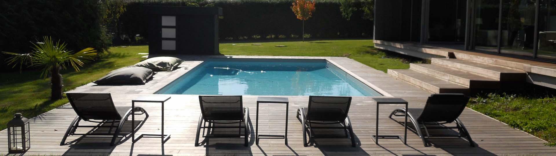 Piscines VINET, constructeur de piscines à Carquefou