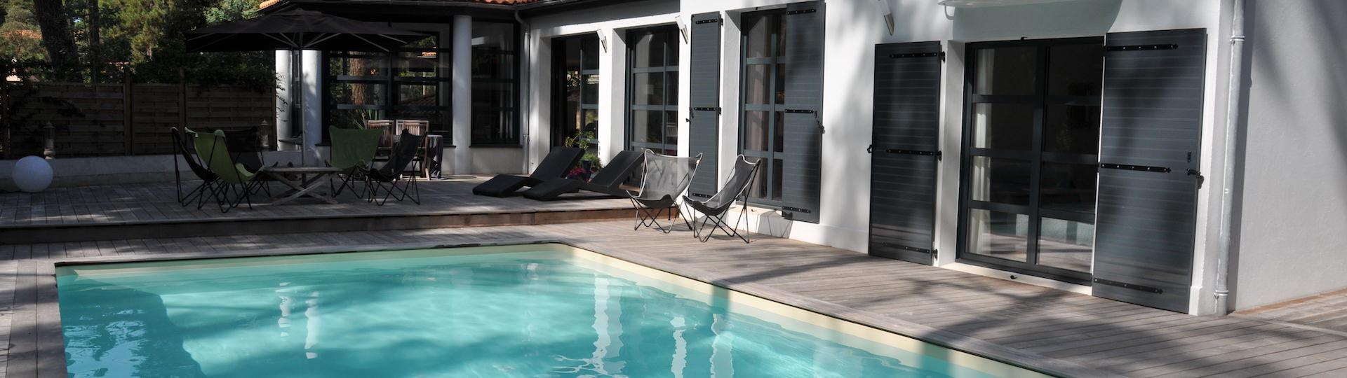 Piscines VINET, constructeur de piscines à Basse Goulaine